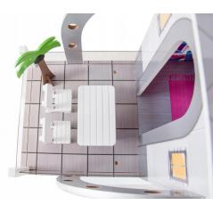 Oryginalna pościel Angry Birds Space 160x200cm Kratka